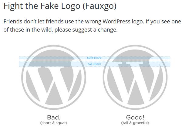 Fight the Fake Logo