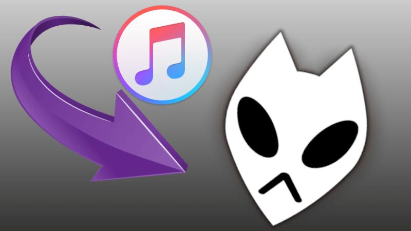 iTunes&foobar2000