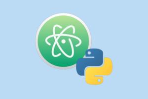 atom_python