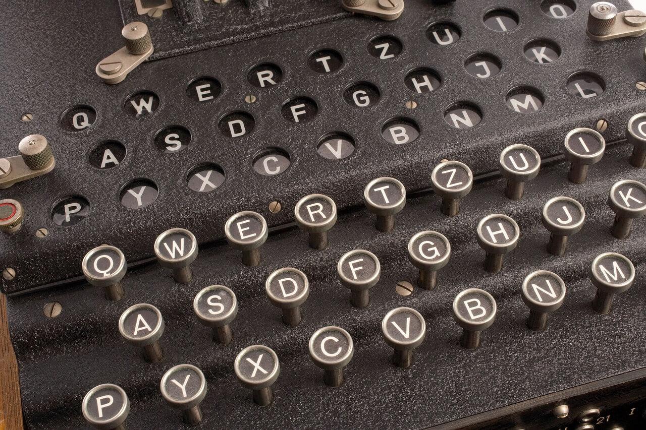 rotor-cipher-machine